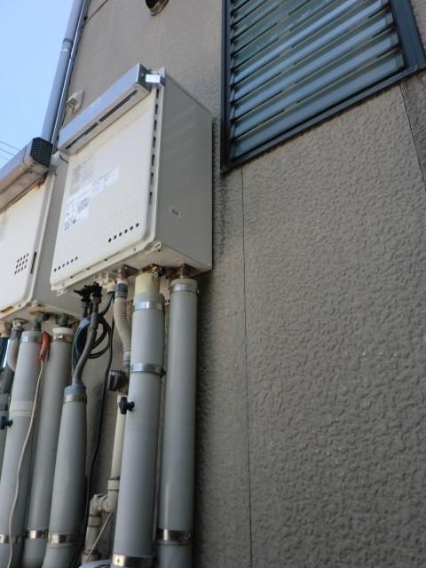 給湯器 新潟県長岡市 GT-C2452AWX-2BLノーリツエコジョーズ給湯器交換