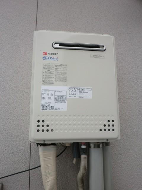 給湯器交換 新潟県新潟市 GT-C2052SARX-2BLノーリツ給湯器