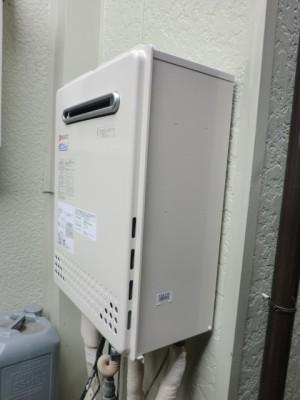 給湯器 新潟県三条市 GT-C2452SAWX-2BLノーリツエコジョーズ給湯器