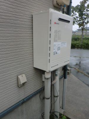 給湯器修理交換 新潟県新潟市 GT-2450AWX-2BLノーリツ給湯器