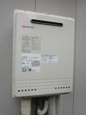 給湯器 新潟県新発田市 GT-2050SAWX-2BLノーリツ給湯器