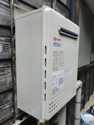 給湯器 新潟県新潟市 GT-C2452AWX-2BLノーリツエコジョーズ給湯器