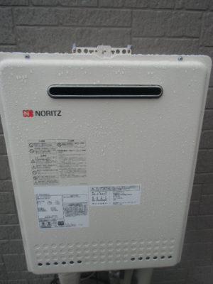 新潟県長岡市 GT-2460AWX-2BLノーリツ給湯器フルオート