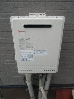 新潟・ガス給湯器故障取り替え交換工事