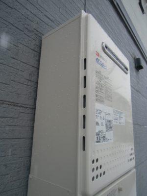 給湯器 新潟県長岡市 GT-C2452AWX-2BLノーリツエコジョーズ給湯器