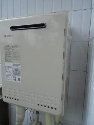 新潟県新潟市 GT-2460AWX-2BL ノーリツ給湯器交換工事