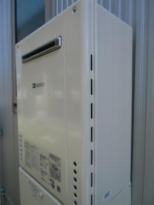 給湯器交換 新潟県長岡市 SRT-2060SAWX-2BLノーリツ給湯器
