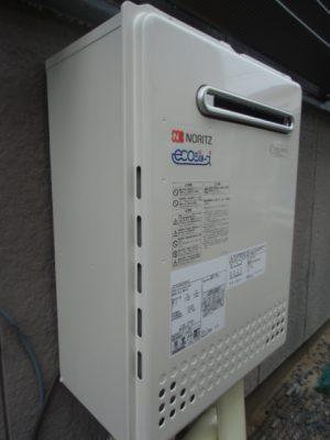 新潟県新潟市 GT-C2452SAWX-2BLノーリツエコジョーズ給湯器