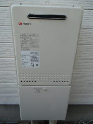 新潟県新潟市 GT-2450SAWX-2BLノーリツ給湯器