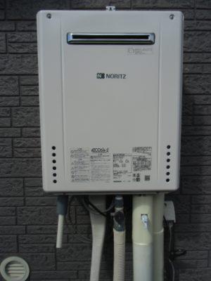 新潟県長岡市 GT-C2452AWX-2BLノーリツエコジョーズ給湯器