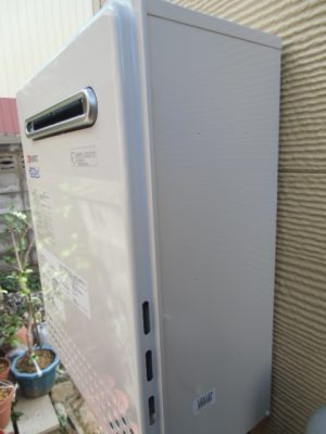 給湯器交換工事 新潟県柏崎市 GT-C2452SAWX-2BL