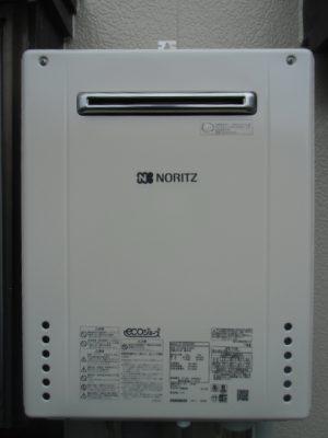 給湯器交換工事 新潟県加茂市 GT-C246AWX-2BLノーリツ