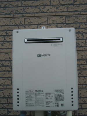 新潟県新潟市 GT-C206AWX-2BLノーリツ給湯器