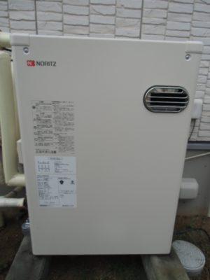 石油給湯器交換工事 新潟県新潟市 OTQ-4705SAYノーリツ