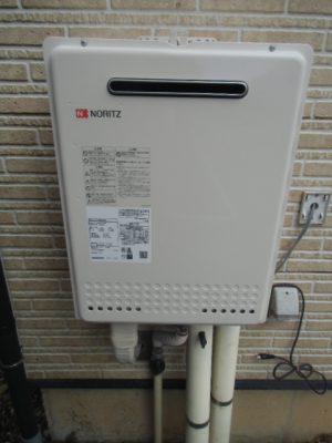 新潟県長岡市 GT-2460AWX-2BLノーリツ給湯器