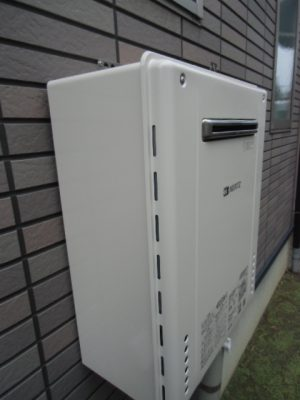 新潟県新潟市 GT-C246SAWX-2BLノーリツエコジョーズ給湯器