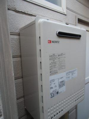 新潟県新潟市 GT-2460SAWX-2BLノーリツ給湯器