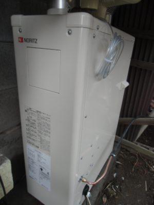 新潟県新潟市 OTQ-4704SAFノーリツ石油給湯器