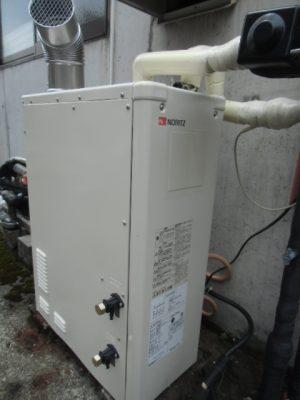 給湯器 新潟・石油給湯器故障取り替え交換工事