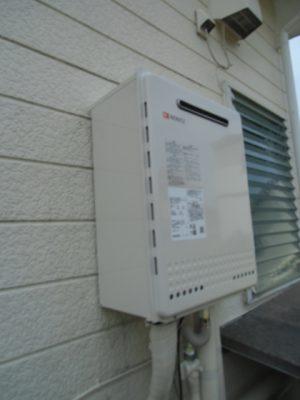 新潟県新潟市 GT-2460SAWX-2BLノーリツ給湯器交換工事
