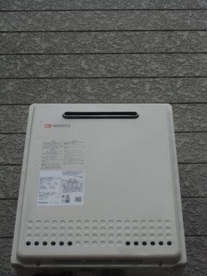 新潟県長岡市 GT-2460AWX-2BLノーリツ給湯器フルオートタイプ24号