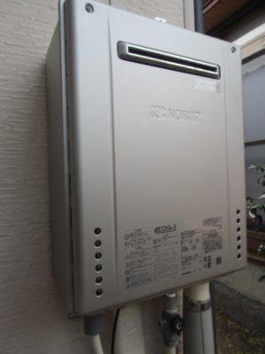 給湯器故障 新潟県柏崎市・ガス給湯器故障取り替え交換工事
